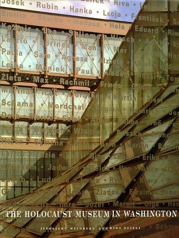 The Holocaust Museum in Washington: Weinberg, Jeshajahu; Rina