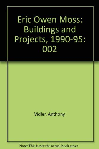 9780847819096: Eric Owen Moss: Buildings and Projects 2