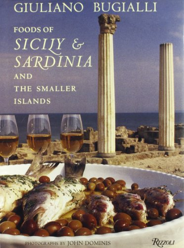 9780847819249: Foods of Sicily & Sardinia and the Smaller Islands
