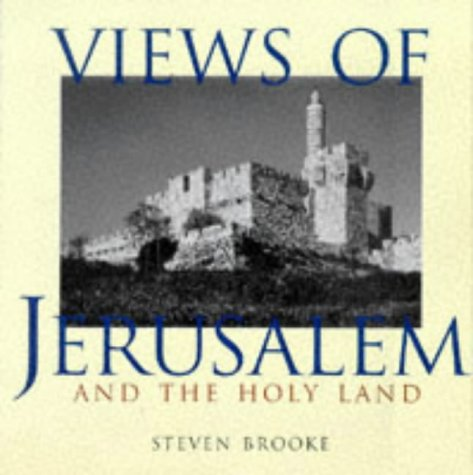 9780847819959: Views of Jerusalem and the Holy Land