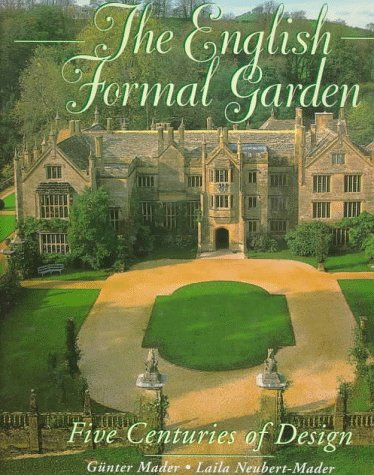 9780847820252: The English Formal Garden: Five Centuries of Design
