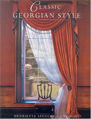 9780847820429: Classic Georgian Style