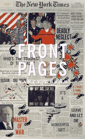 9780847820818: Front Pages (an exhibition catalogue)