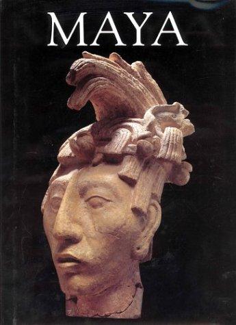 MAYA : THE MOST COMPREHENSIVE ILLUSTRATED SURVEY OF MAYAN CULTURE: Palazzo Crassi Metropolitan ...