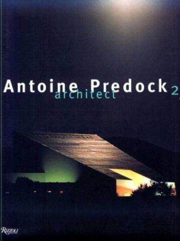 9780847821389: Antoine Predock: Bldgs 1994-99 (v. 2)