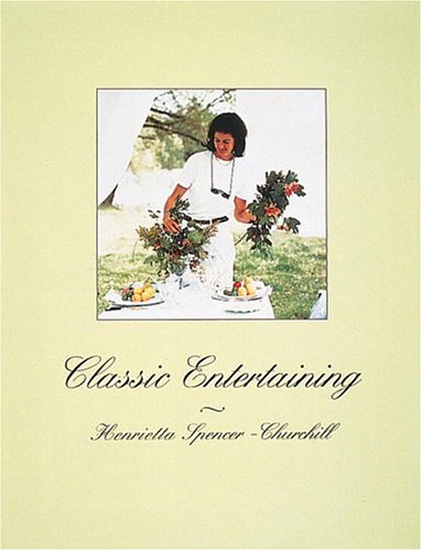 9780847821822: Classic Entertaining