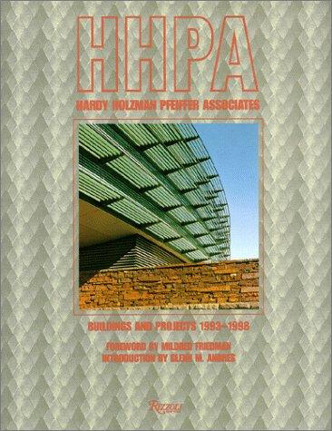 9780847822171: Hardy Holzman Pfeiffer Associates: Buildings and Projects 1993-1998