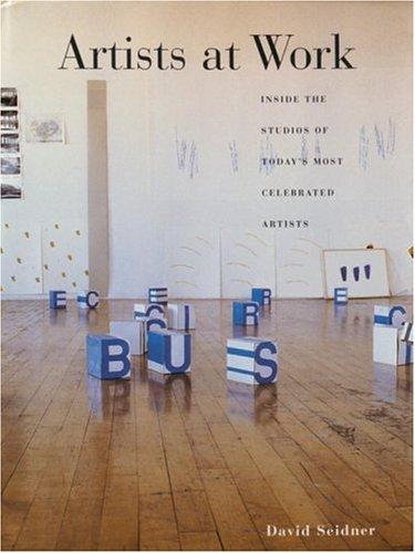 Artists at Work : Inside the Studios: David Seidner, Diana