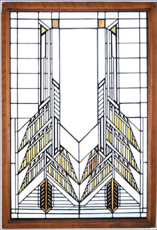 9780847823062: Light Screens: The Complete Leaded-Glass Windows of Frank Lloyd Wright