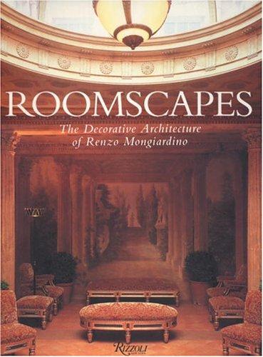 9780847823901: Roomscapes: The Decorative Architecture of Renzo Mongiardino