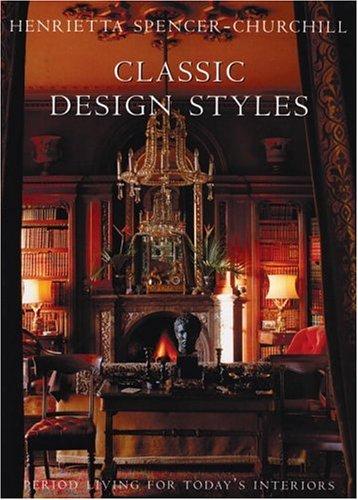 9780847824069: Classic Design Styles
