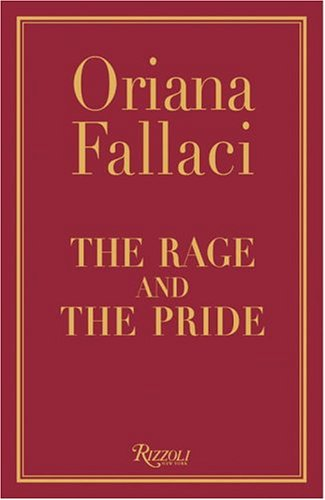 9780847825042: The Rage and the Pride