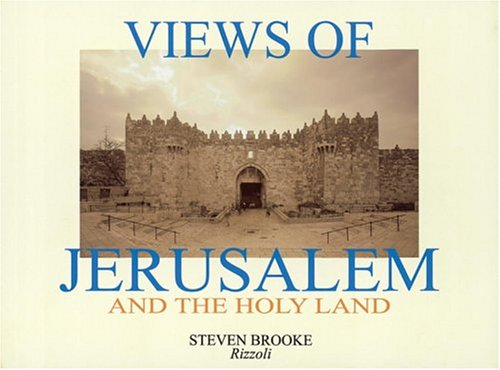 9780847825110: Views of Jerusalem: And the Holy Land