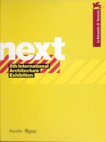 Next: 8th International Architecture Exhibition: Biennale, Venice Architecture