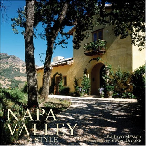 Napa Valley Style: Masson, Kathryn