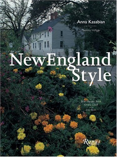 New England Style (0847825833) by Anna Kasabian; Tommy Hilfiger