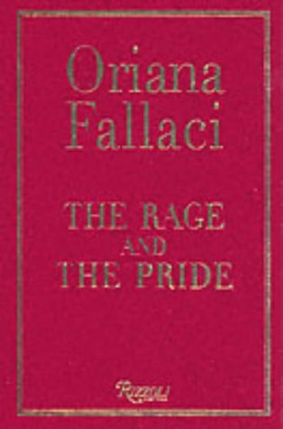 9780847825998: The Rage and the Pride: International English Edition