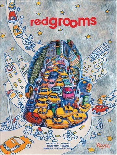 Red Grooms (Signed 'Deluxe' Limited Edition with: GROOMS, Red ]