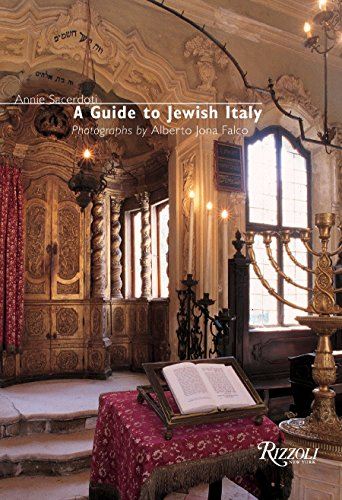 9780847826537: The Guide To Jewish Italy