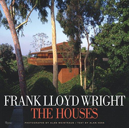 9780847827367: Frank Lloyd Wright: The Houses