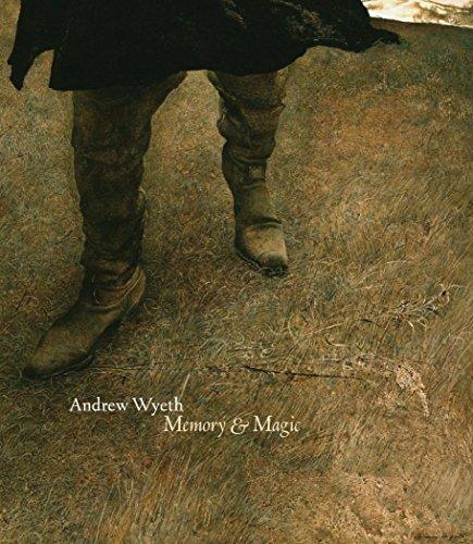 9780847827718: Andrew Wyeth Memory & Magic: Memory and Magic