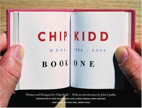 9780847827855: Chip Kidd 1986-2006 /Anglais: Bk. 1
