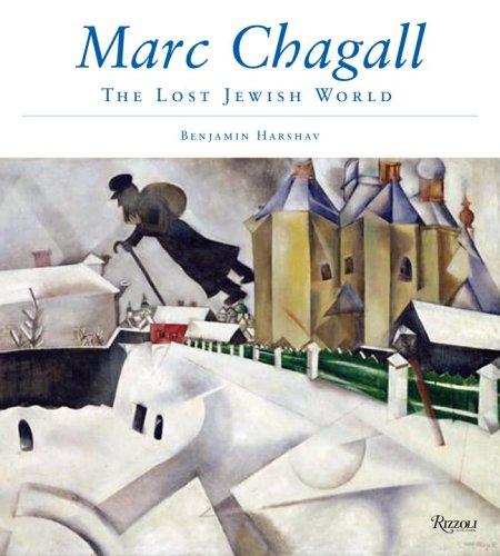9780847828029: Marc Chagall: The Lost Jewish World