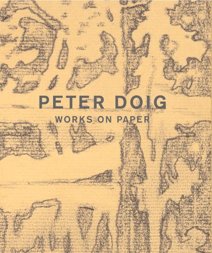 9780847828296: Peter Doig: Works on Paper