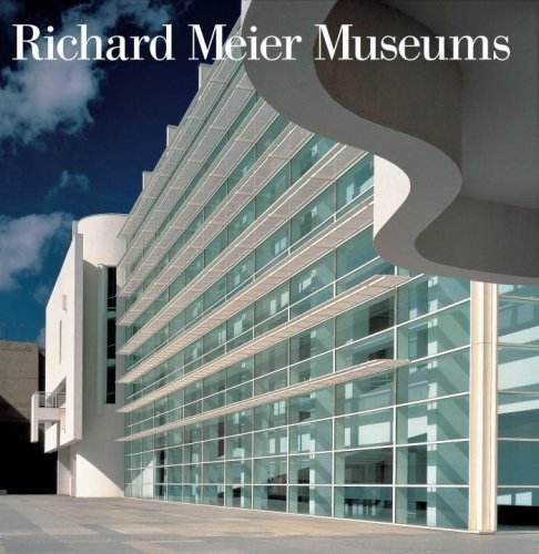 9780847828357: Richard Meier Museums