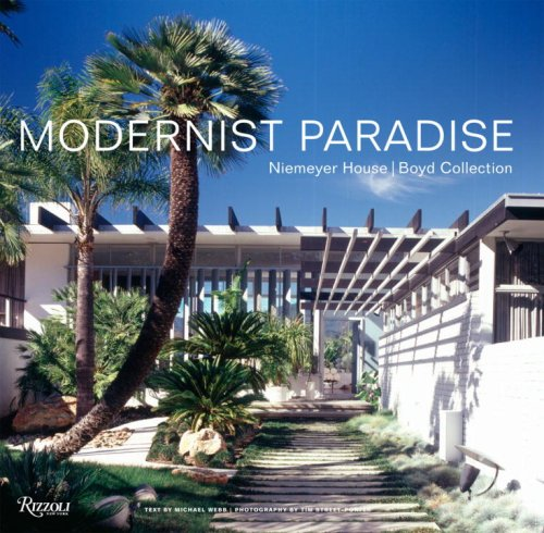 9780847828371: Modernist Paradise: Niemeyer House, Boyd Collection