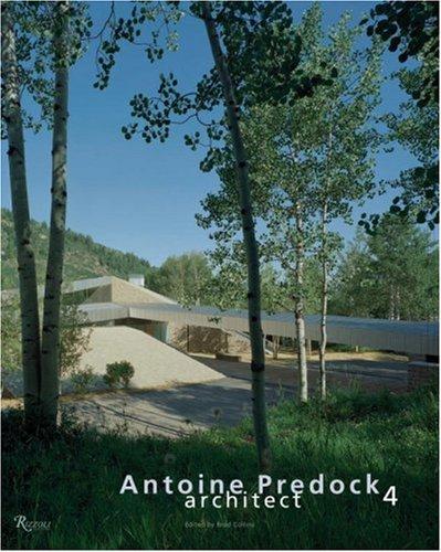 9780847828494: Antoine Predock: Architect (Vol. 4)