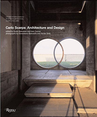 9780847829118: Carlo Scarpa: Architecture and Design