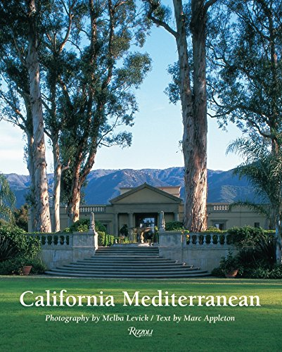 9780847829156: California Mediterranean