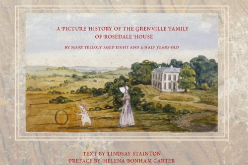 9780847829224: A Picture History of Mr. and Mrs. Grenville of Rosedale House: An Album by Mary Yelloly, Eight and a Half Years Old