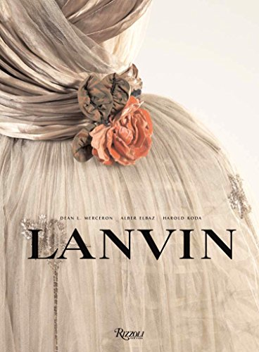 9780847829538: Lanvin: The Complete Work, 1909-2007