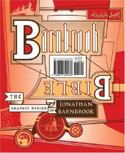 9780847829989: Barnbrook Bible: The Graphic Design of Jonathan Barnbrook