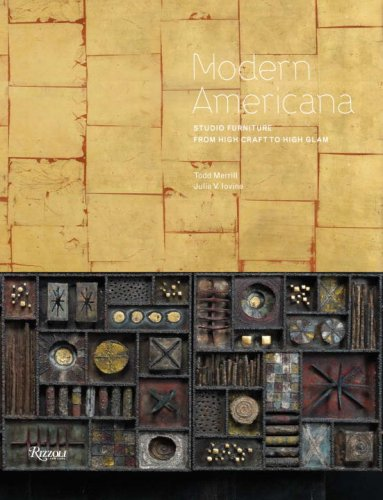 9780847830534: Modern Americana: Studio Furniture from High Craft to High Glam