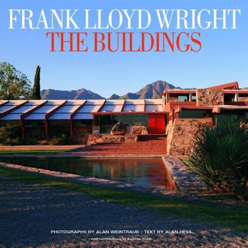 9780847830930: Frank Lloyd Wright the Buildings