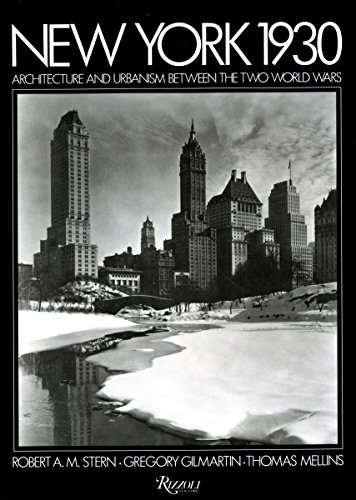 9780847830961: New York 1930: Architecture and Urbanism Between the Two World Wars
