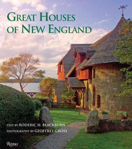 9780847831012: Great Houses of New England