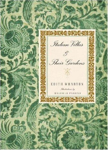 9780847831159: Italian Villas and Their Gardens: The Original 1904 Edition