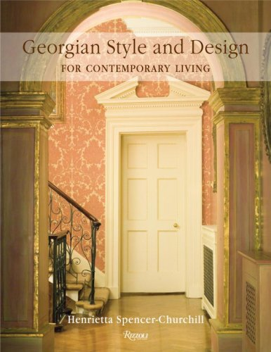9780847831630: Georgian Style and Design for Contemporary Living