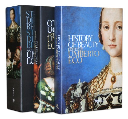 9780847831760: History of Beauty and On Ugliness Boxed Set: Boxed Set Edition