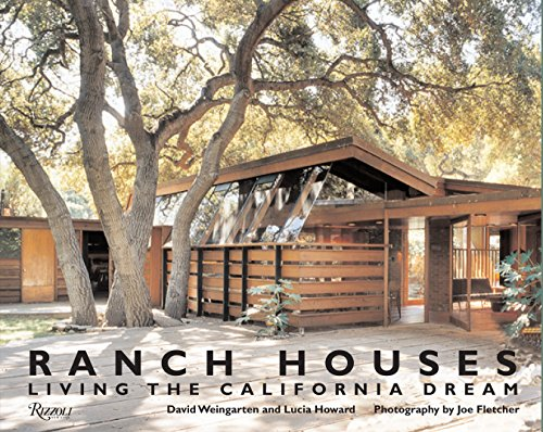 9780847831821: Ranch Houses: Living the California Dream