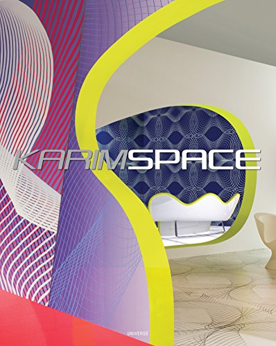 9780847832316: KarimSpace: The Interior Design and Architecture of Karim Rashid