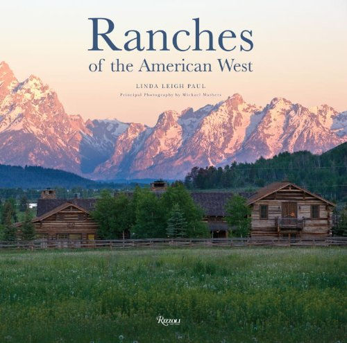 9780847832484: Ranches of the American West
