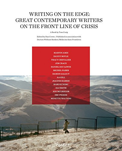 9780847832910: Writing on the Edge: Great Contemporary Writers on the Front Line of Crisis
