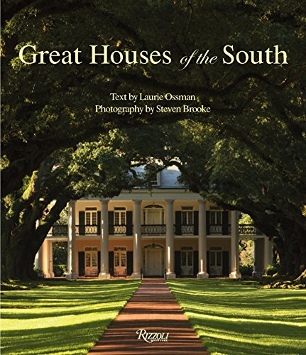 9780847833092: Great Houses of the South