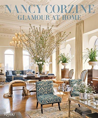 9780847833405: Nancy Corzine: Glamour at Home