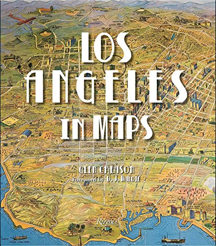 9780847833917: Los Angeles in Maps